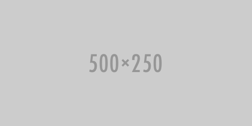 500x250 placeholder
